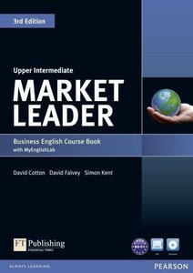 Market Leader. Upper Intermediate Coursebook (with DVD-ROM incl.
