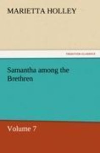 Samantha among the Brethren - Volume 7