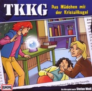 TKKG 166. Das Mädchen mit der Kristallkugel