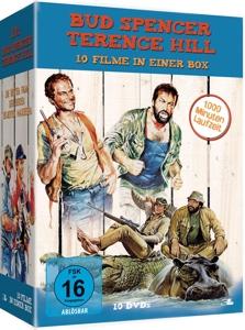 Bud Spencer & Terence Hill Box - zum Schließen ins Bild klicken
