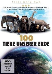100 Tiere unserer Erde