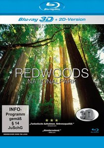 Lebende Landschaften - Redwoods Nationalparks in 3D