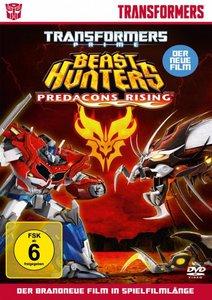 Transformers Prime-Beast Hunters: Predacon (DVD)