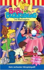 Bibi Blocksberg 063. Die Wahrsagerin. Cassette