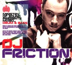 MOS Presents Mixed-DJ Friction