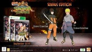 Naruto Shippuden: Ultimate Ninja Storm Revolution - Rivals Editi