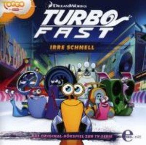 (1)Original Hörspiel z.TV-Serie-Irre Schnell