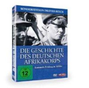 Die Geschichte Des Deutschen Afrikakorps