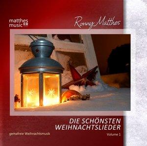 Die schönsten Weihnachtslieder. Vol.1, 1 Audio-CD