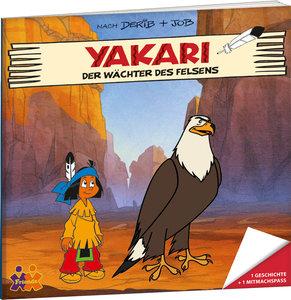 Yakari. Der Wächter des Felsens 5er-Verkaufseinheit