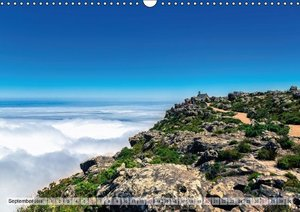 Cape Town - The Mother City (Wall Calendar 2015 DIN A3 Landscape