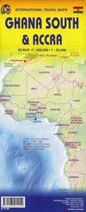 Accra 1 : 23 000 / Ghana South 1 : 500 000