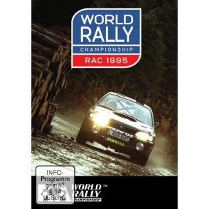 RAC 1995 World Rally Championship