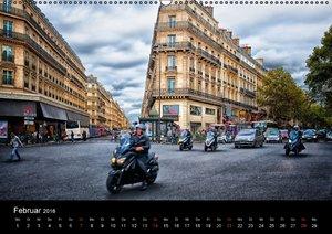 Paris - Impressionen einer Weltstadt (Wandkalender 2016 DIN A2 q