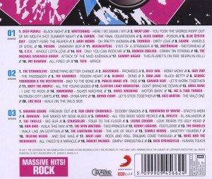 Massive Hits!-Rock