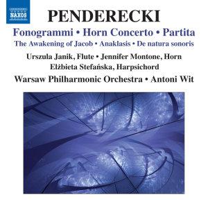 Fonogrammi/Hornkonzert/Partita