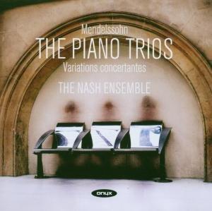 Die Klaviertrios/Variations serieuses