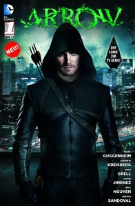Arrow 01 - Comic zur TV-Serie