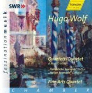Quartett d-moll/Ital.Serenade