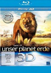 Best of Unser Planet Erde 3D - Fühle das Erlebnis