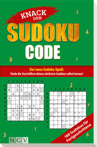 Knack den Sudoku-Code - Für Fortgeschrittene