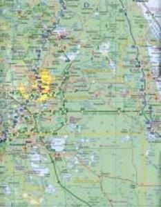 Orlando 1 : 12 500 / Central Florida Map 1 : 400 000