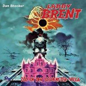 Larry Brent 17. Tod in der Gespenstervilla