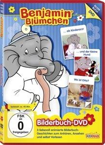 Bilderbuch DVD 8: als Kinderarzt/und d.kl.Hund/