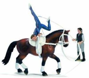Schleich 42002 - Farm Life: Voltigierset (ohne Pferd)