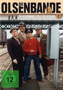 Die Olsenbande 07 stellt die Weichen (HD-Remastered)