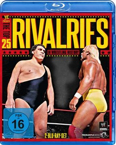 WWE Presents The Top 25 Rivalries