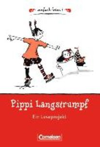 einfach lesen! Pippi Langstrumpf. Für Leseanfänger