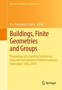 Buildings, Finite Geometries and Groups