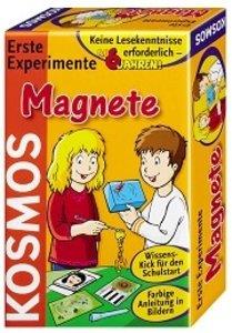Erste Experimente - Magnete