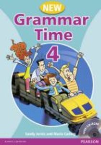 Grammar Time 4 Student Book Pack New Edition