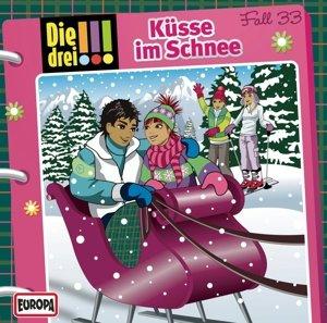 Die drei !!! 33: Küsse im Schnee (Ausrufezeichen)