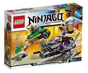 LEGO® Ninjago 70722 - OverBorg Attacke