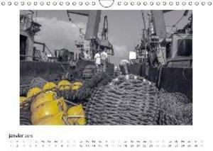 Le monde de la pêche (Calendrier mural 2015 DIN A4 horizontal)