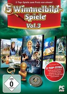 5 Wimmelbild - Spiele Vol.3