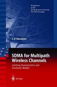 SDMA for Multipath Wireless Channels