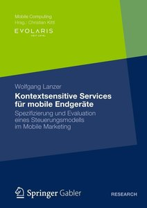 Kontextsensitive Services für mobile Endgeräte