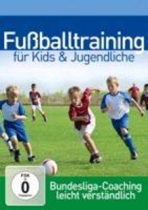 Fuáballtraining Für Kids & Jugendliche