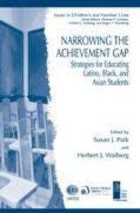 Narrowing the Achievement Gap