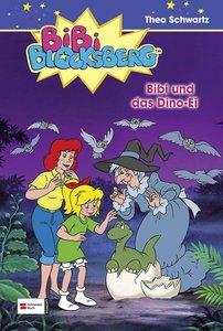 Bibi Blocksberg 04. Bibi und das Dino-Ei