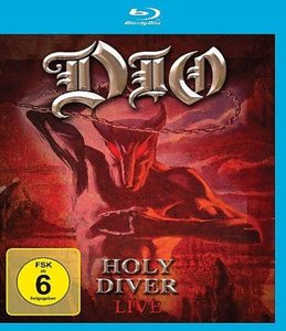 Holy Diver Live (Bluray)