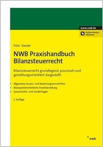 NWB Praxishandbuch Bilanzsteuerrecht