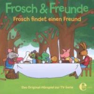 (2)HSP z.TV-Serie-Frosch Findet Einen Freund