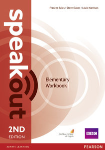 Speakout Elementary 2nd Edition Workbook Without Key