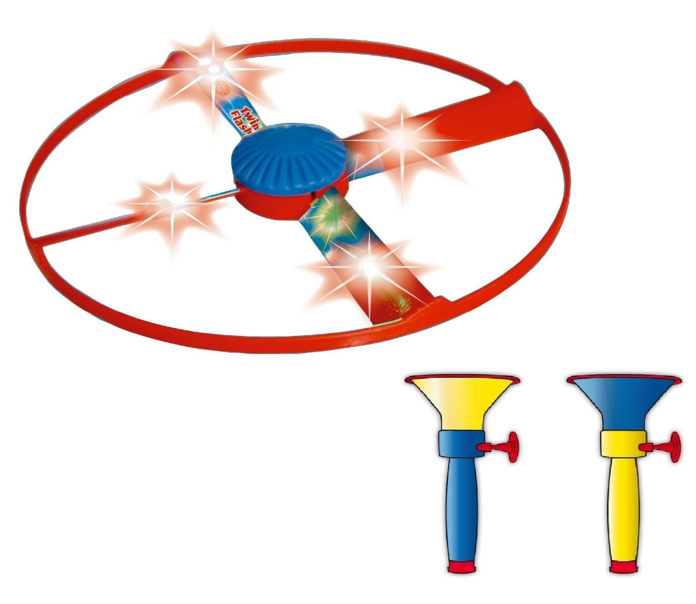 Paul Günther 1689 - Twin Flash, Propellerspiel - zum Schließen ins Bild klicken