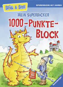 Mein superdicker 1000-Punkte-Block